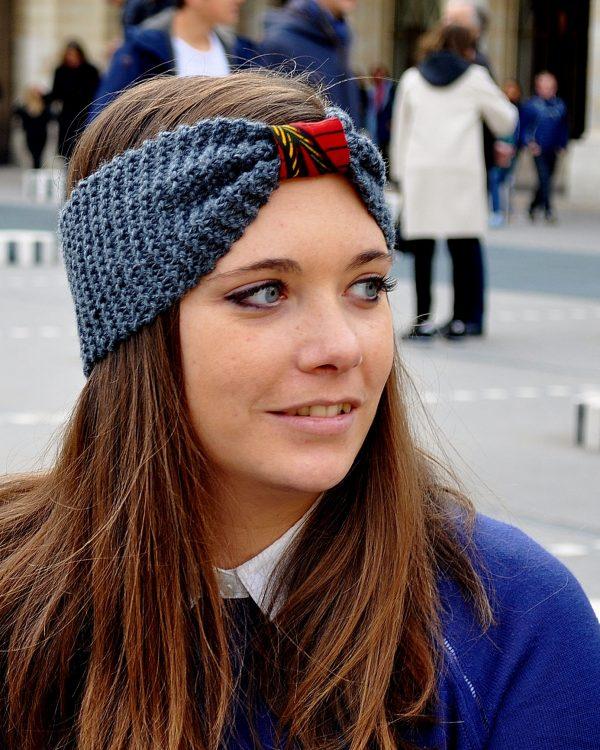Cache-oreilles Assinie Laine Wax