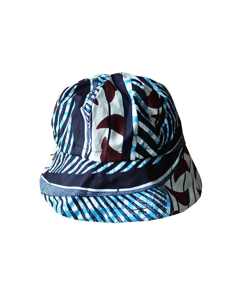 chapeau bob en wax pour bébé et enfant