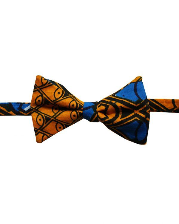 Noeud papillon Homme Kipé - Diamant Jaune