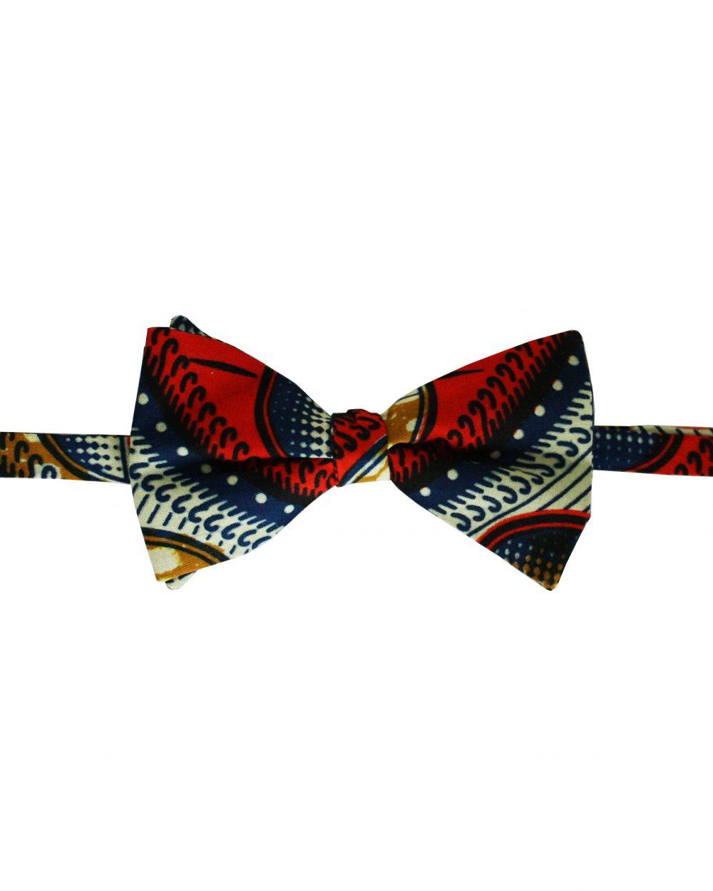 Noeud papillon Wax Homme Kipé - Carré Chic